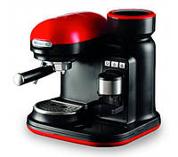 Рожковая кофеварка эспрессо Ariete 1318 Black/red