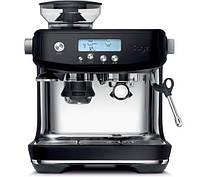 Рожковая кофеварка эспрессо Sage SES878 Black