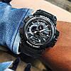 Мужские спортивные  часы Smael 1702 черные, фото 2