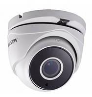 3Мп Turbo HD уличн/внутр видеокамера с моторизированным объективом DS-2CE56F7T-IT3Z(2.8-12мм)