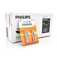 Батарейка Philips Super Heavy Duty 1.5V AA/R6P 2pcs/card  Q30