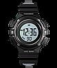 Детские спортивные часы Skmei 1485 черные, фото 3