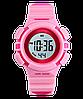 Детские спортивные часы Skmei 1485 розовые, фото 3
