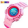 Детские спортивные часы Skmei 1485 розовые, фото 2