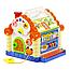 Развивающая игрушка Теремок-Сортер, фото 2