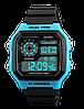 Мужские спортивные часы Skmei 1299 синие, фото 4