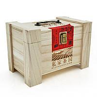 Набір китайського зеленого чаю Tieguanyin, 500g, в дерев'яній упаковці, ціна за упаковку, Q60