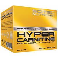 Жиросжигатель Scitec Hyper Carnitine, 90 капсул