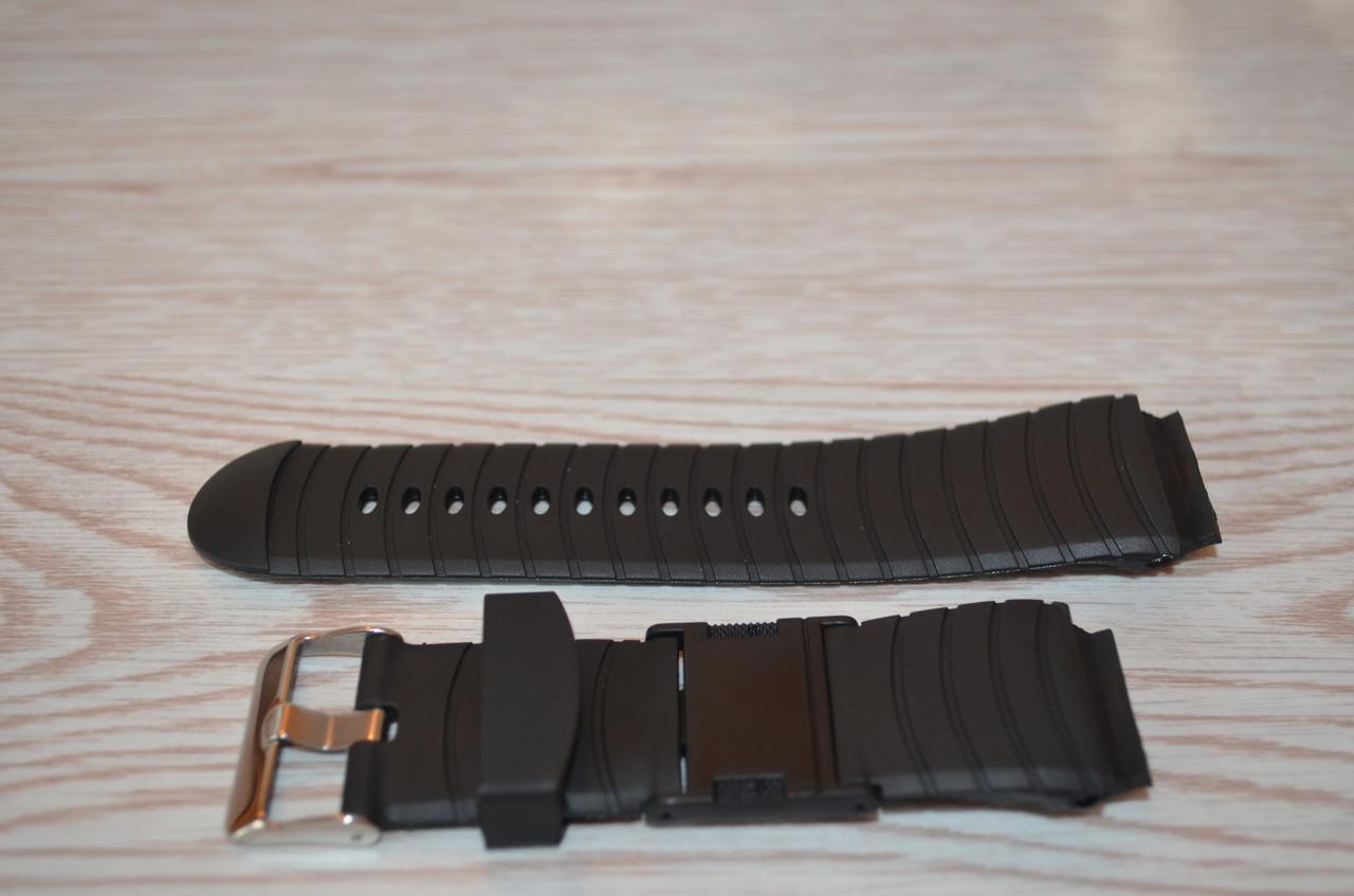 Ремешок на часы Skmei 0989 черный БЕЗ НАЛОЖКИ!