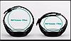 Skmei 1068 черные с синими вставками мужские спортивные часы, фото 7