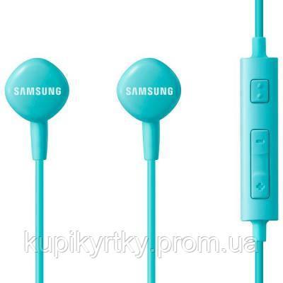 Наушники Samsung Earphones Wired Blue (EO-HS1303LEGRU)