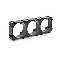 Кронштейн аккумуляторного блока  18650 1*3p - 20.2