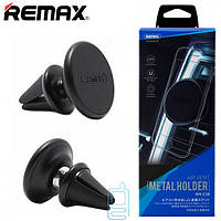 Держатель для телефона в авто магнитный Remax RM-C28 черный