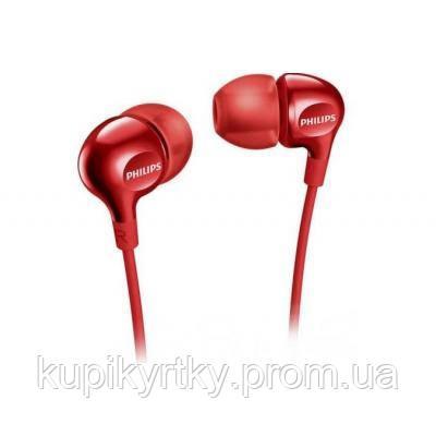 Наушники PHILIPS SHE3555RD Red (SHE3555RD/00)