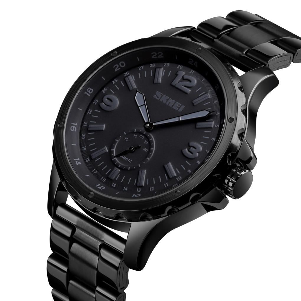 Классические часы мужскиеSkmei 1513 черные