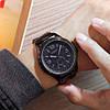 Классические часы мужскиеSkmei 1513 черные, фото 7