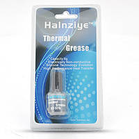 Паста термопроводная HY-STG810 6g, пляшка, Grey, >4,63 W/m-K, <0.0087°C-in2/W, -30°≈280°, Блістер Q20