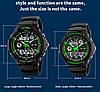 Детские спортивные часыSkmei 1060 s-shock  зеленые, фото 2