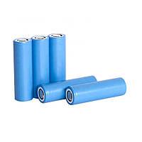 Литий-железо-фосфатный аккумулятор LiFePO4 IFR18650 1500mah 3.2v, BLUE