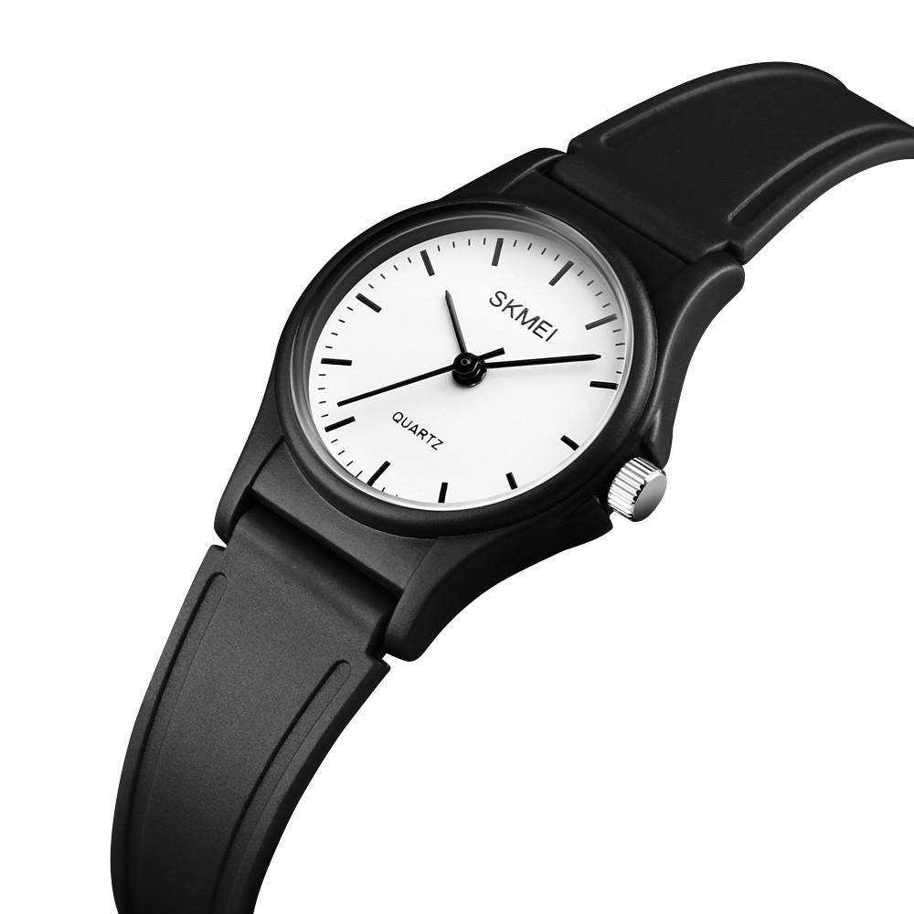 Детские кварцевые часы Skmei 1401 черные