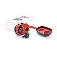 Беспроводные Bluetooth V5.0 наушники с зарядным кейсом TWS-I26