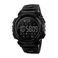 Мужские смарт-часы Skmei 1303 Black BOX (1303BOXBK)
