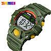 Skmei 1484 зеленые детские спортивные часы, фото 2
