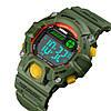 Skmei 1484 зеленые детские спортивные часы, фото 3