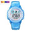 Детские спортивные часы Skmei 1451 голубые, фото 3