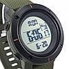 Спортивные часы Skmei 1215  зеленые мужские  с шагомером, фото 6