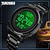 Мужские спортивные часы Skmei 1611 Черные, фото 3
