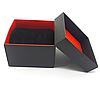 Черная подарочная коробка для часов, фото 4