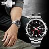 Мужские часы Skmei 1146 сереристые, фото 7