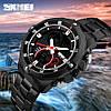 Мужские часы Skmei 1146 черные, фото 5