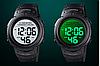 Мужские спортивные часы Skmei 1560 Черные, фото 5