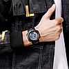 Мужские спортивные часы Skmei 1560 Черные, фото 9