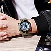 Мужские спортивные часы Skmei 1560 Зеленые, фото 8