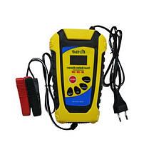Автоматичне ЗУ для акумулятора 6В/12V/24V (MF,WET,AGM,GEL), Katbo KTB-BC1803, 100-240V, Струм заряду 6V/2A,