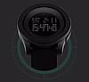 Наручные часы Skmei 1193 ultra черные, фото 7