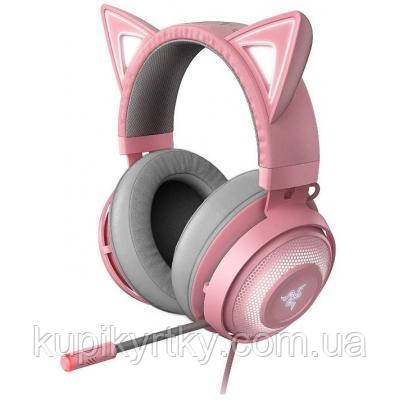 Наушники Razer Kitty Ed. - Quartz (RZ04-02980200-R3M1)