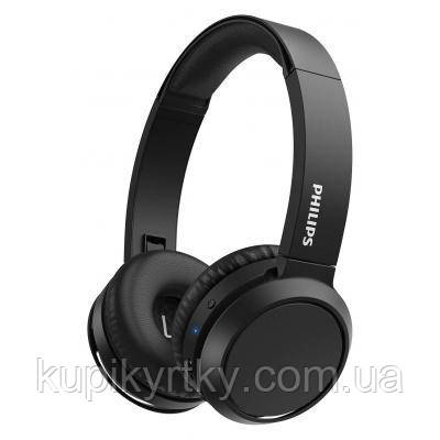 Наушники PHILIPS TAH4205 Wireless Mic Black (TAH4205BK/00)