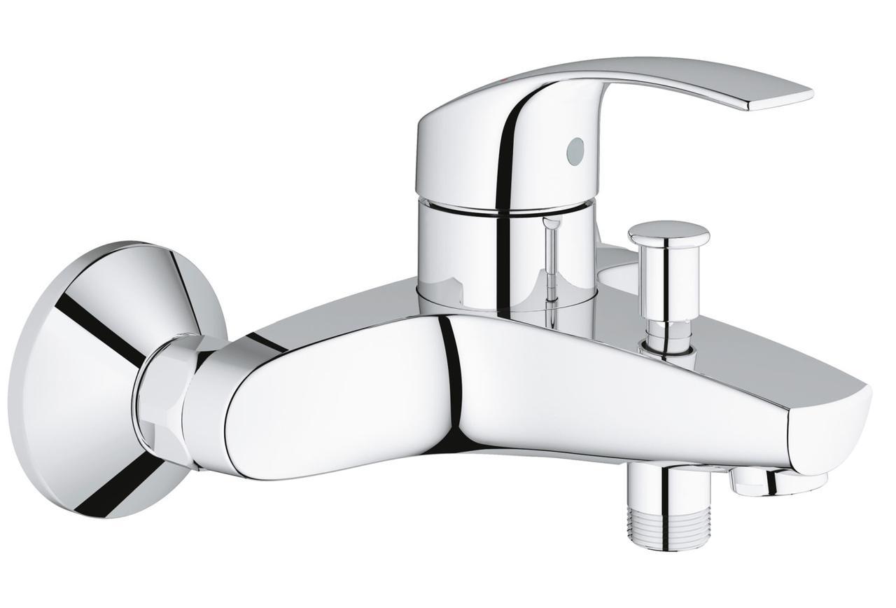 Смесители для ванны Grohe Смеситель для ванны Grohe Eurosmart (33300002)