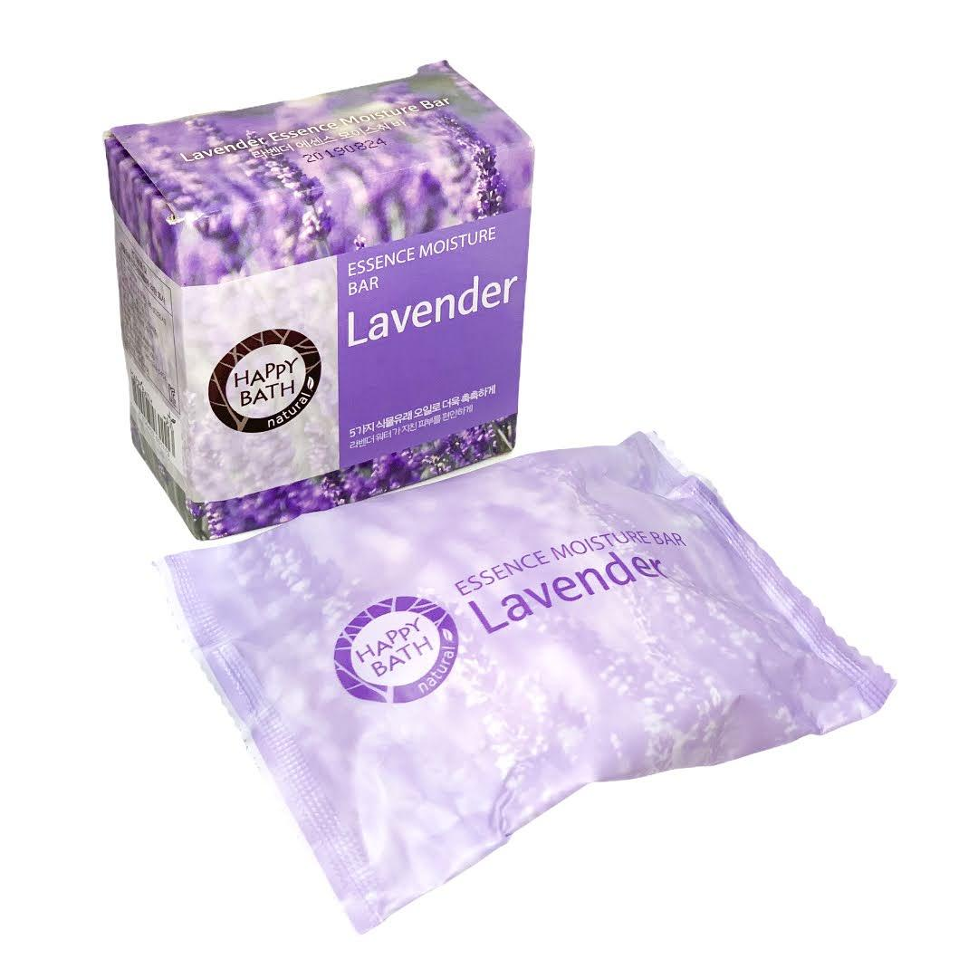 Мило для рук і тіла з екстрактом лаванди Amore Pacific Happy Bath Essence Moisturizing Bar Lavander