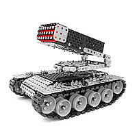 Детский танк SW-035 с ракетной установкой