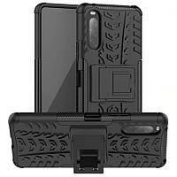 Чехол Armor Case для Sony Xperia 10 II Black
