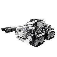 Детский танк SW-036 с пулеметной установкой