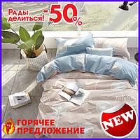 Постельное белье Viluta Ранфорс 19008 Евро TOP_53-240235