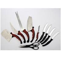 Профессиональный набор кухонных ножей Контр Про (Contour Pro Knives)
