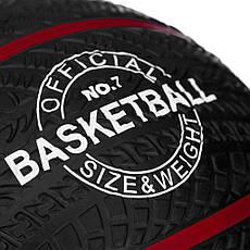 Баскетбольный мяч Spokey MAGIC 921081 размер 7 (original) Польша, фото 3
