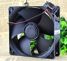 Кулер для охлождения серверных БП 12038 DC sleeve fan 4pin - 120*120*38мм, 6500об/мин